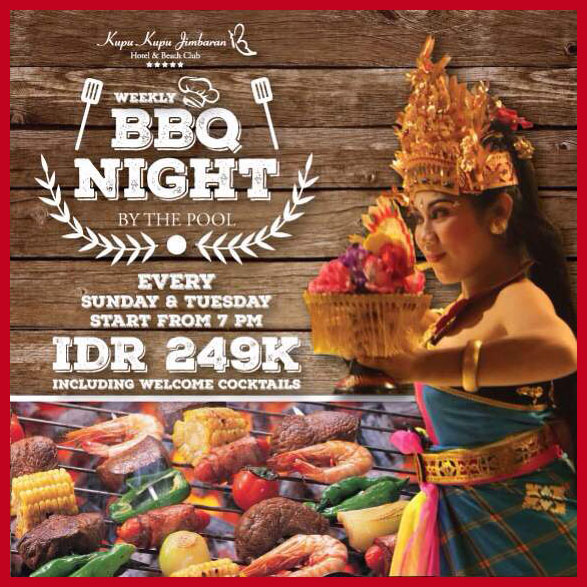 Kupu-Kupu-Jimbaran---BBQ-Night-by-The-Pool