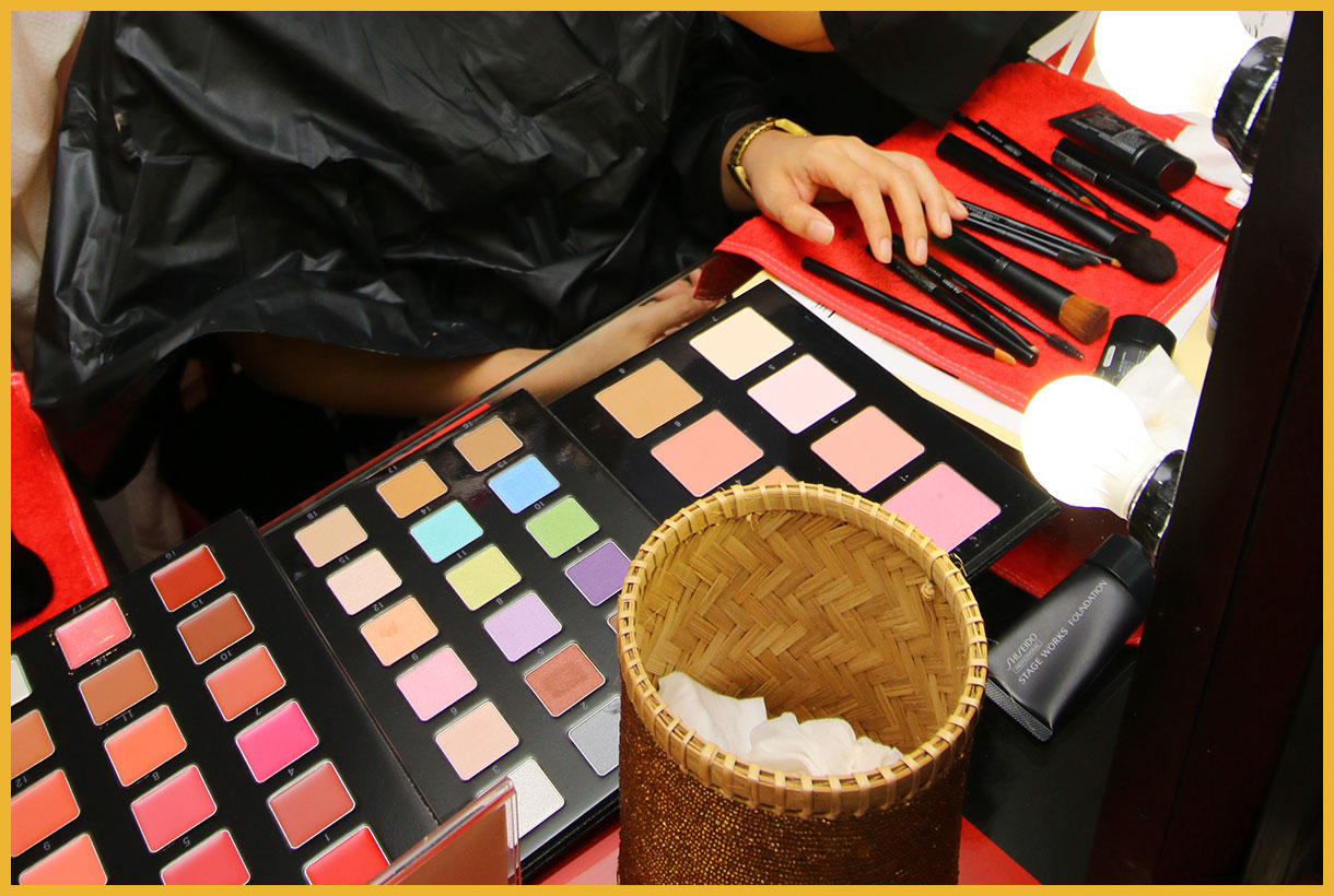 Shiseido-Make-up-Academy_-Colour-palate