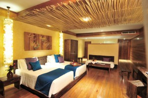 uluwatu suite twin beds